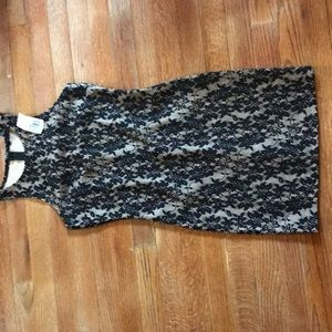 Forever 21 black lace dress